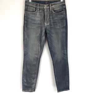 Marc by Marc Jacobs Iridescent Skinny Jeans Sz 28